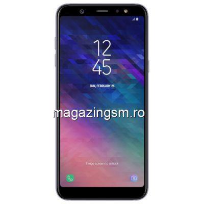 Telefon Samsung Galaxy A6 Plus 32GB Resigilat Violet