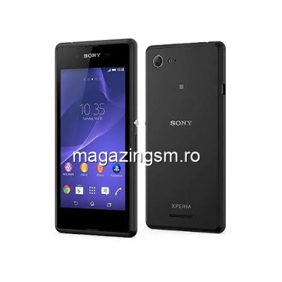 Telefon Sony Xperia E Negru