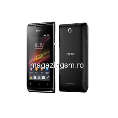 Resigilat Telefon Sony Xperia E Negru