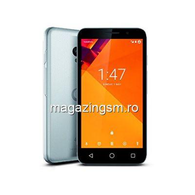 Telefon Vodafone Smart Turbo 7 4G Argintiu Resigilat