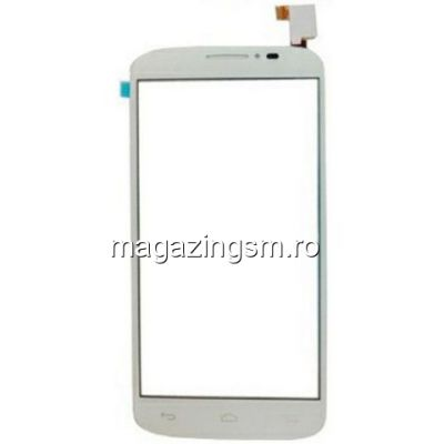 Touchscreen Alcatel One touch Pop C7  Alb