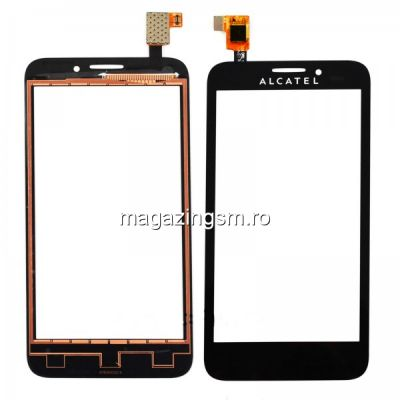 Touchscreen Alcatel 7025  Negru