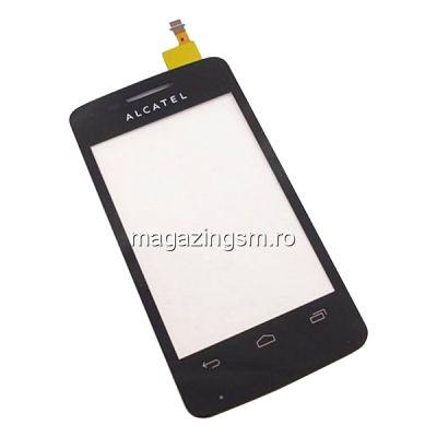 Touchscreen Alcatel One Touch T'Pop OT-4010 Negru
