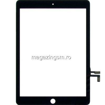 Geam Cu Touchscreen iPad Air  Negru