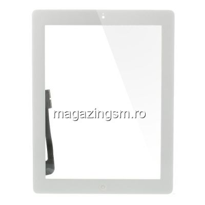 Touchscreen iPad 3 Complet Alb