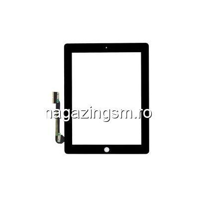 Touchscreen iPad 4 Wi-Fi Negru