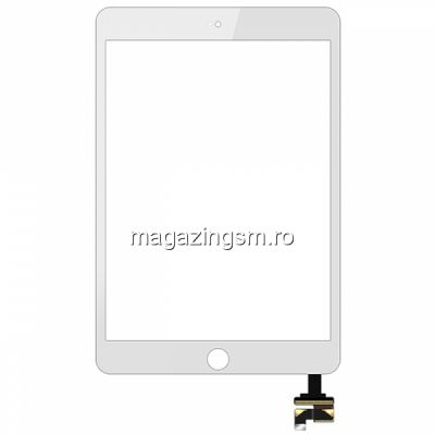 Touchscreen iPad Mini Complet Alb