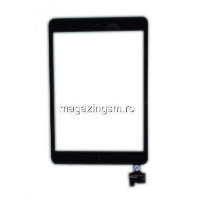Geam cu Touchscreen iPad mini 2 Wi-Fi + Cellular cu 3G/LTE  Complet Negru