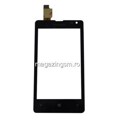 Touchscreen Microsoft Lumia 435 Dual SIM  Negru