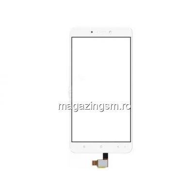 Touchscreen Xiaomi Redmi Note 4 Alb