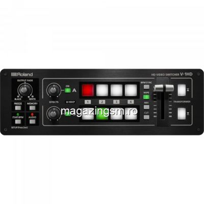 Video Switcher portabil Roland V-1HD 4x HDMI input