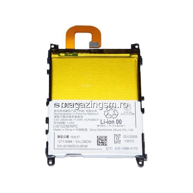 Acumulator Sony Xperia Z1 C6902 L39h C6903 C6906 C6943 3000 mAh LIS1525ERPC