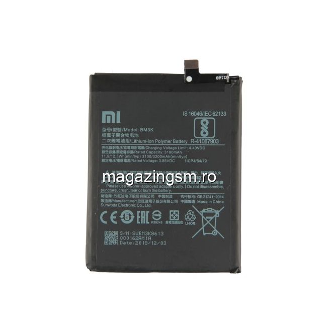 Acumulator Xiaomi Mi Mix 3 BM3K