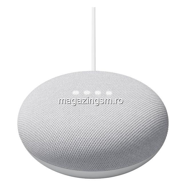 Boxa Google Nest Mini 2 Alb