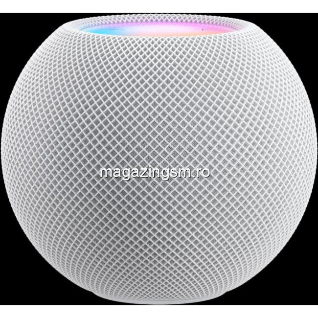 Boxa portabila Apple HomePod mini Alb