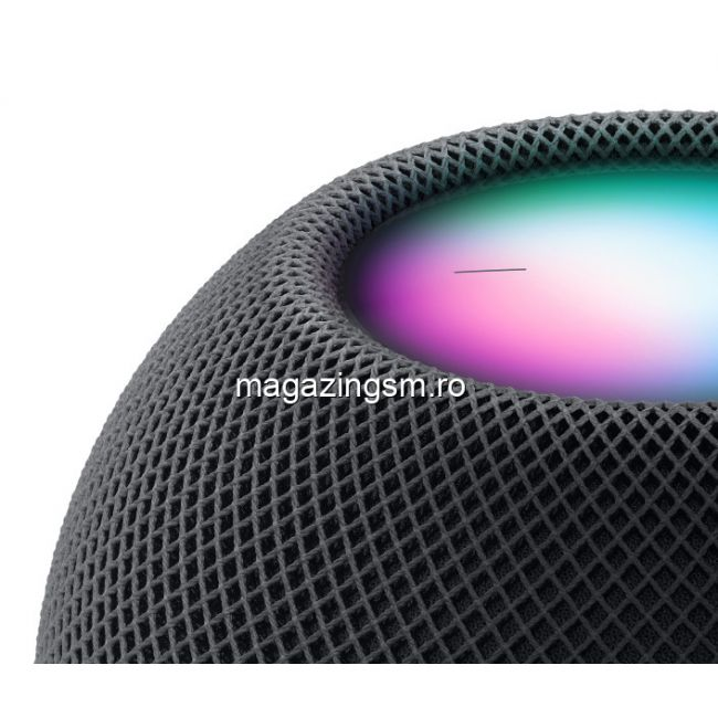 Boxa portabila Apple HomePod mini, Space Grey