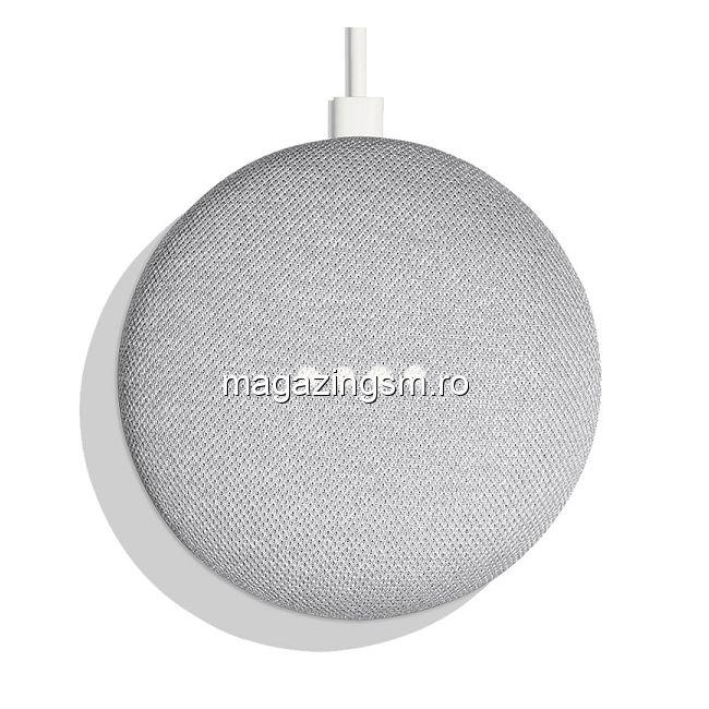 Boxa Wireless Bluetooth Google Home Mini Alba
