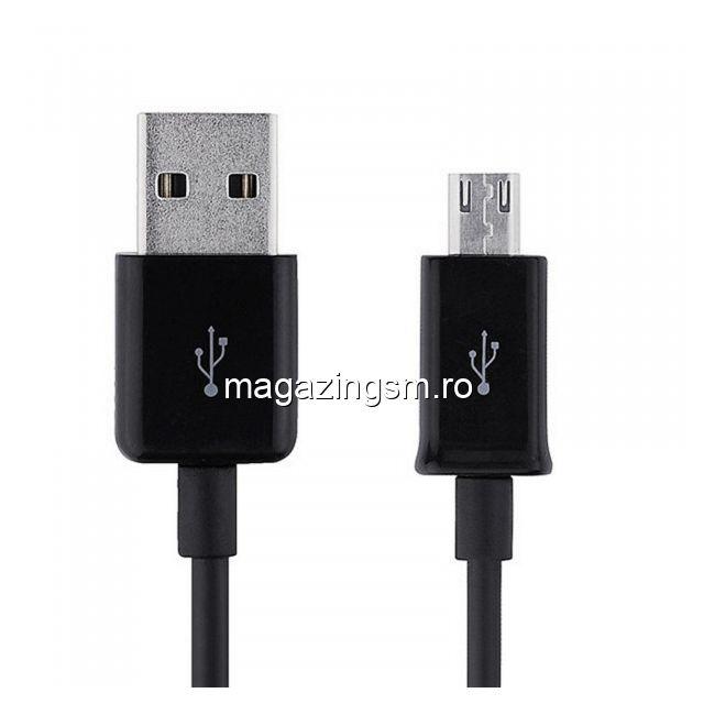 Cablu Date Si Incarcare Micro USB, Negru