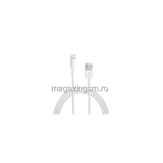 Cablu de date lightning MFIMD818 alb