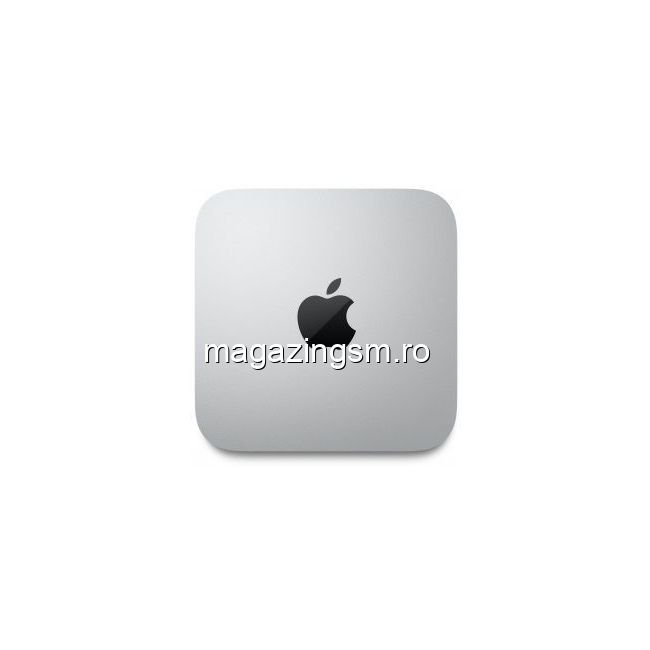Calculator Sistem PC Apple Mac Mini 2020, Apple M1 (12M Cache, up to 3.20 GHz), 8GB, 256GB SSD,  Argintiu)