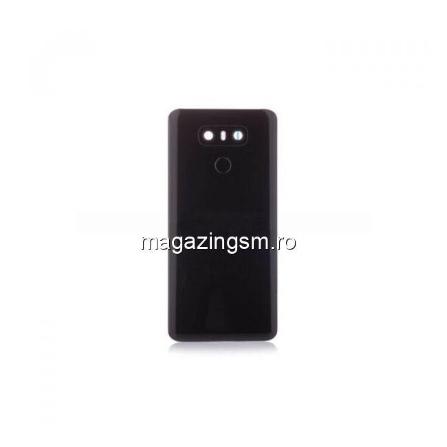 Capac Baterie LG G6 Original Negru