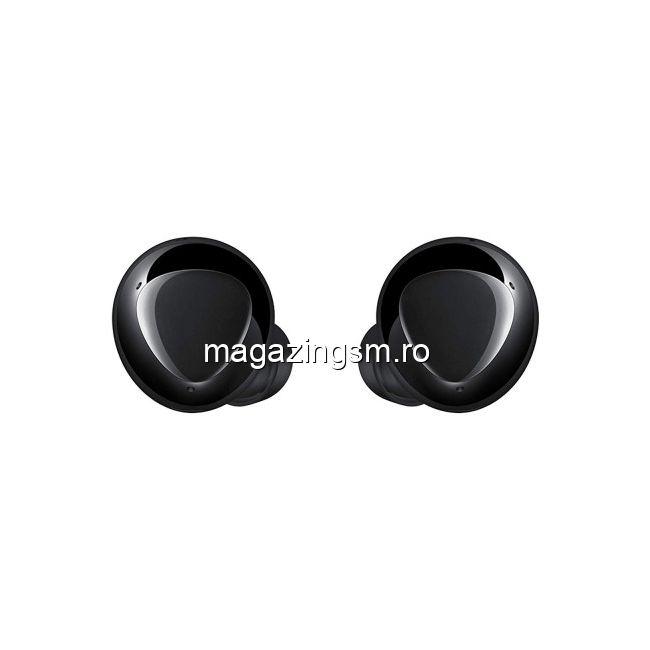 Casti Bluetooth Samsung Galaxy Buds + SM-R175 Negre