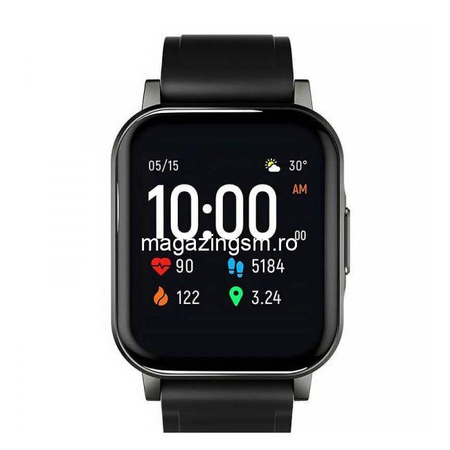 Smartwach Haylou LS02 Bluetooth V5.0 Negru