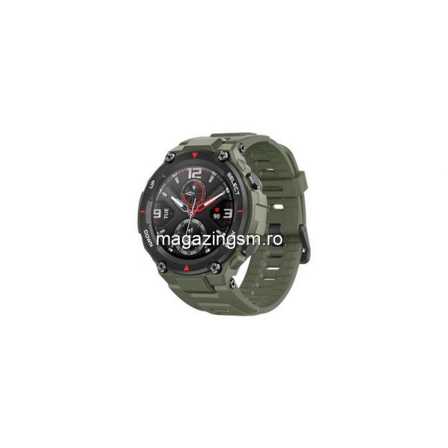 Ceas Smartwatch  Amazfit T-REX Army Green