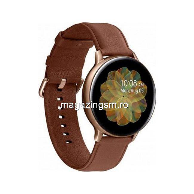 Ceas Smartwatch Samsung Galaxy Watch Active 2 44 mm Stainless steel  Gold