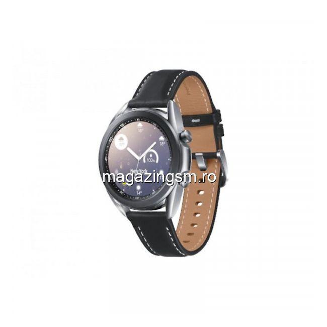 Ceas smartwatch Samsung Galaxy Watch3 41mm Silver