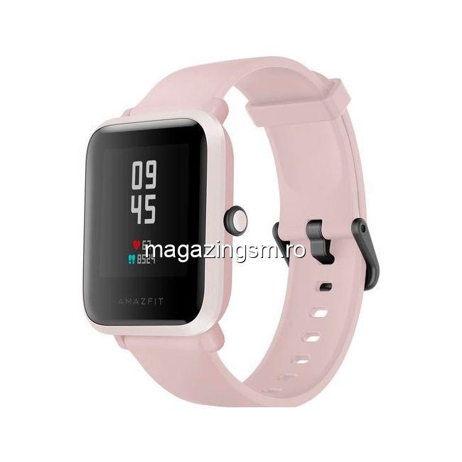 Ceas smartwatch Amazfit Bip S Warm Pink