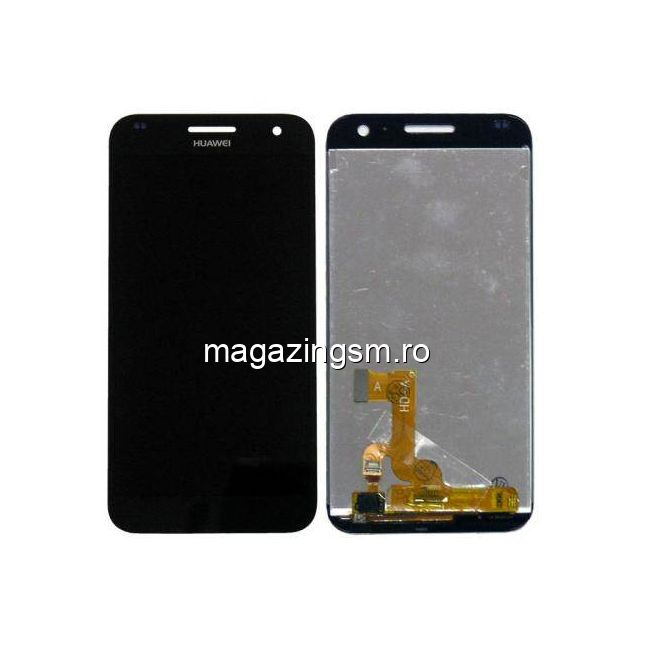 Display Cu Touchscreen Huawei Ascend G7 Negru