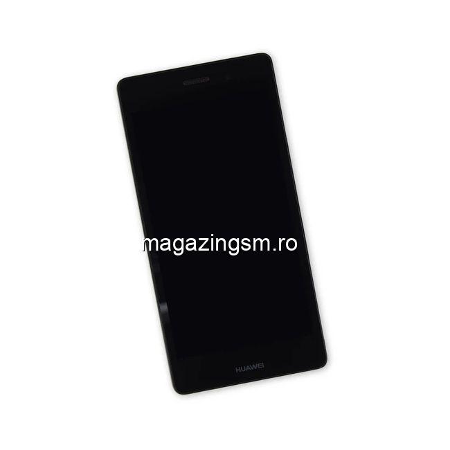Display Cu Touchscreen Huawei P8 Lite 2015 (ALE-L21)  Negru
