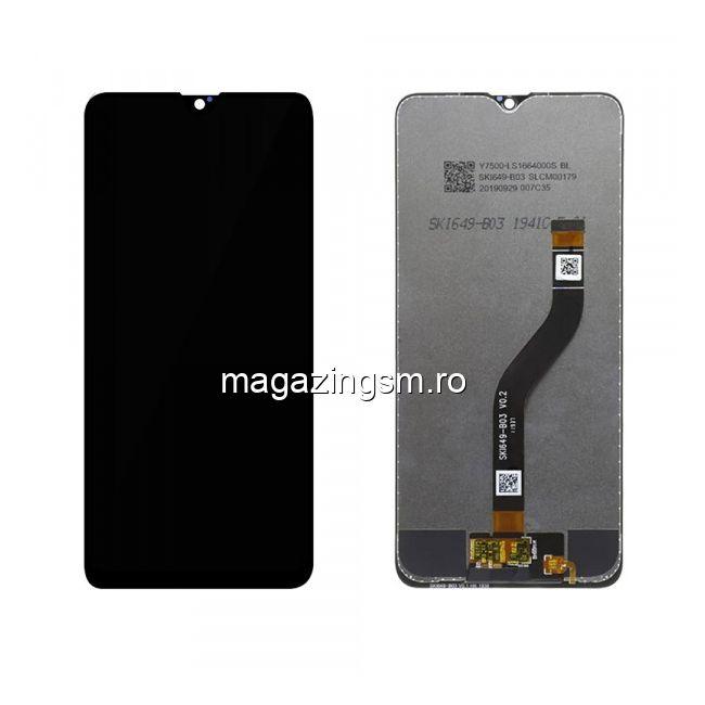 Display cu Touchscreen Samsung Galaxy A20s / A207 OLED Negru