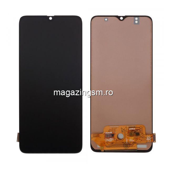 Display cu Touchscreen Samsung Galaxy A70 / A705 Negru
