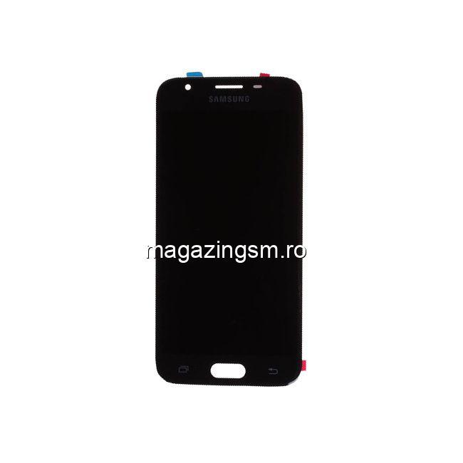 Display Cu Touchscreen Samsung Galaxy J3 J330 Original Negru