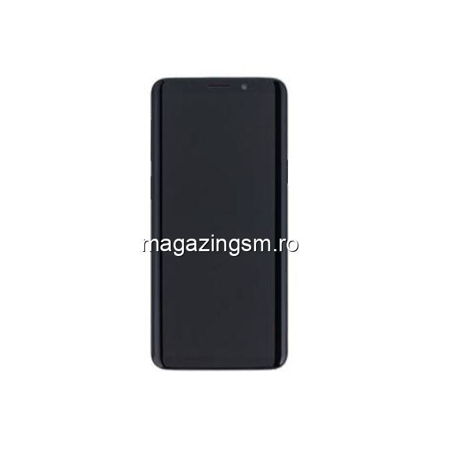 Display Cu Touchscreen Samsung Galaxy S9 G960 Original Negru