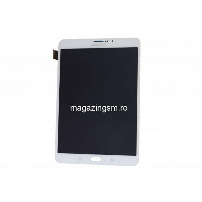 Display cu Touchscreen Samsung Galaxy TAB S2 8.0 T710 Original Alb
