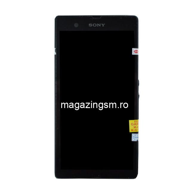 Display Cu TouchScreen Si Rama Sony Xperia Z