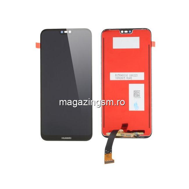 Display Huawei P20 Lite / Nova 3e Negru OEM fara rama