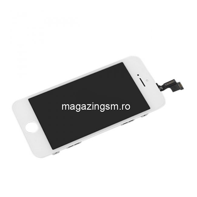 IPhone 5S  display OEM Alb