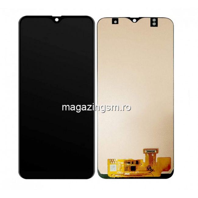 Display Samsung Galaxy A50 A505 Cu Touchscreen Compatibil Negru