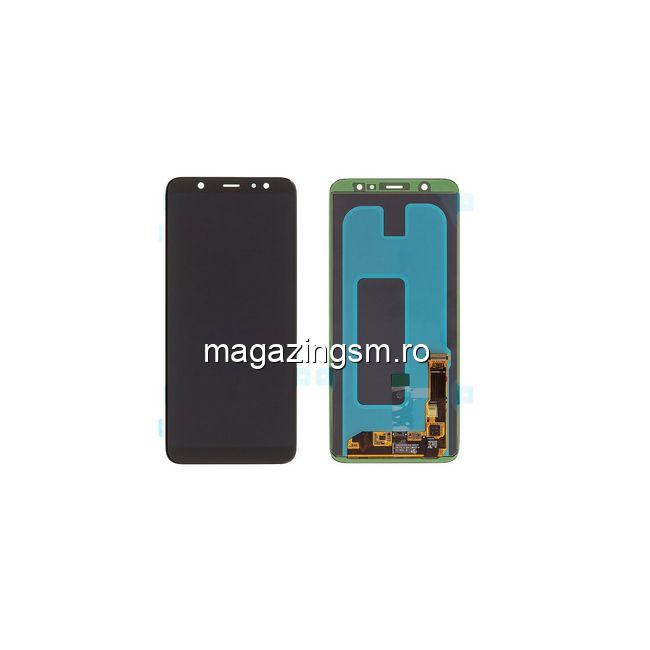 Display Samsung Galaxy A6 A605 Plus 2018 Original Negru