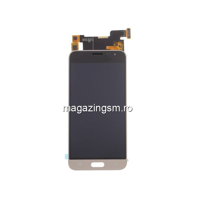 Display Samsung Galaxy J3 J320 J320F 2016 Auriu