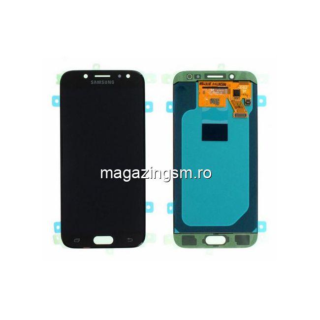 Display Samsung Galaxy J5 J530 2017 Cu Adeziv Stiker Negru