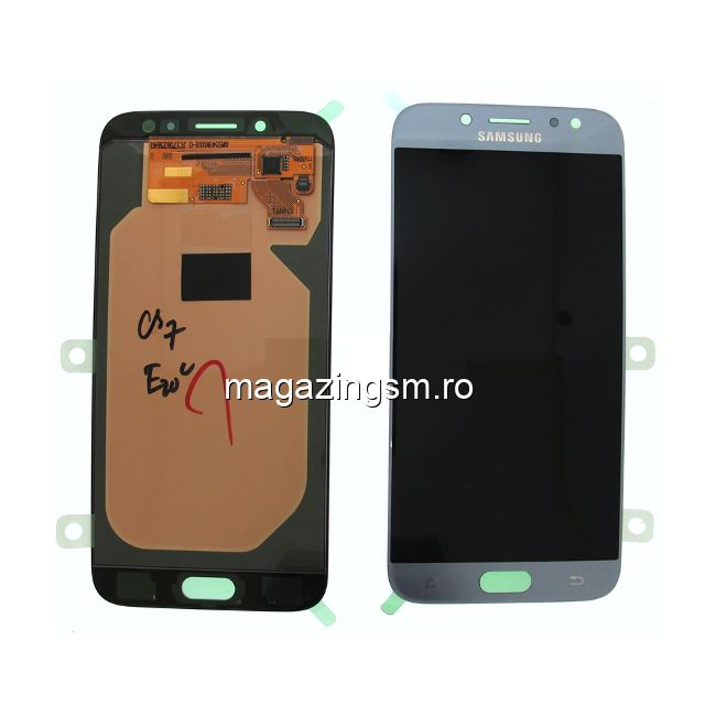 Display Samsung Galaxy J7 J730 Original Argintiu