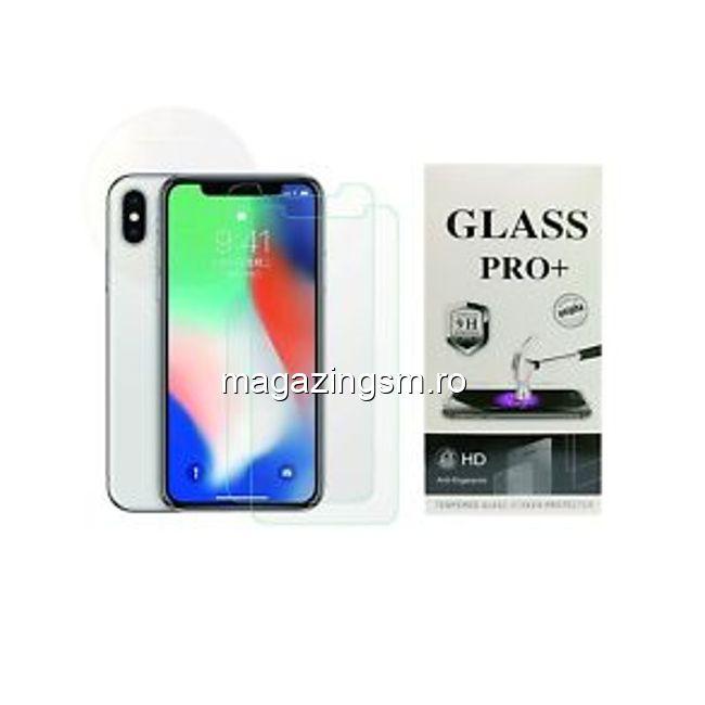 Geam Folie Sticla Protectie Display iPhone X / XS / 11 Pro