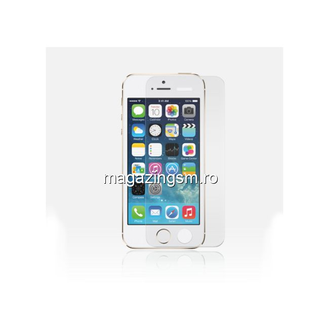 Geam Protectie Display iPhone 5s iPhone 5 iPhone 5c Bulk