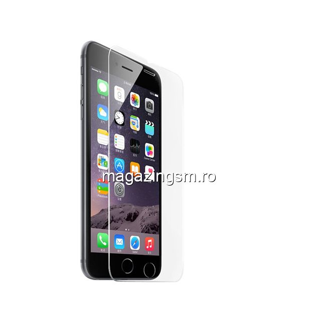 Geam Folie Sticla Protectie Display iPhone 6 6s Premium Tempered PRO+