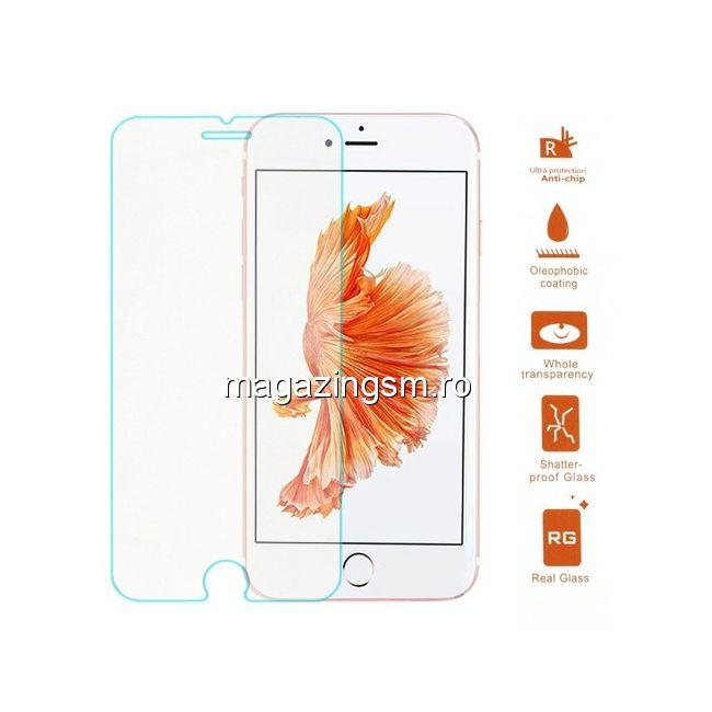 Geam Protectie Display iPhone 7 Plus Tempered